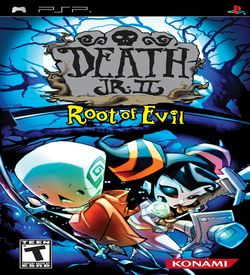 Death Jr. II - Root Of Evil ROM