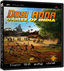 Desi Adda Games Of India ROM