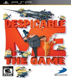 Despicable Me - The Game ROM