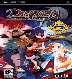 Disgaea - Afternoon Of Darkness ROM
