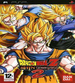 Dragon Ball Z - Shin Budokai 2 ROM