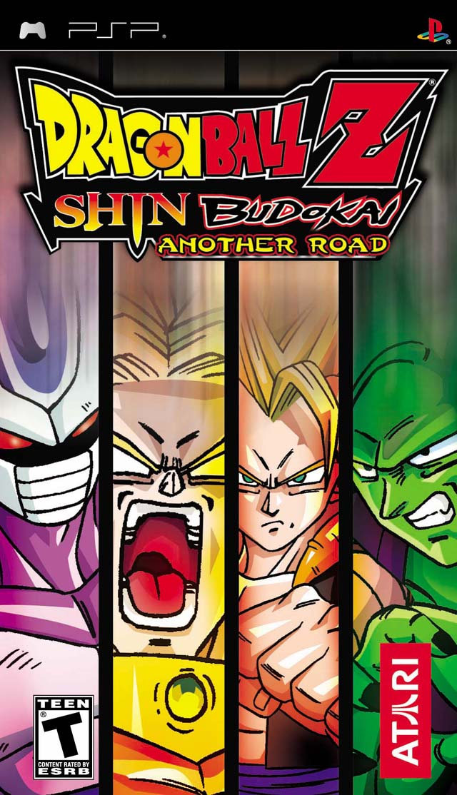 Dragon Ball Z - Shin Budokai Another Road