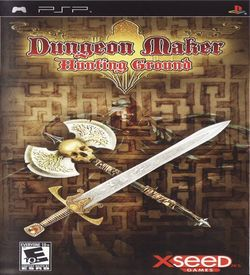 Dungeon Maker - Hunting Ground ROM