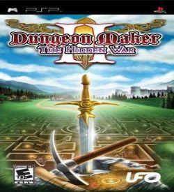 Dungeon Maker II - The Hidden War ROM