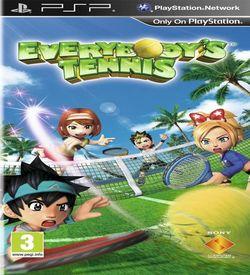 Everybody's Tennis ROM