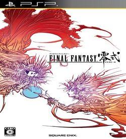 Final Fantasy Reishiki ROM