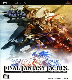 Final Fantasy Tactics - Shishi Sensou ROM