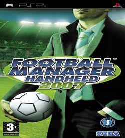 Football Manager Handheld 2007 ROM