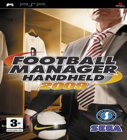 Football Manager Handheld 2009 ROM