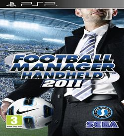 Football Manager Handheld 2011 ROM