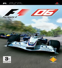 Formula One 2006 ROM