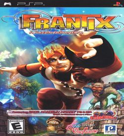 Frantix - A Puzzle Adventure ROM