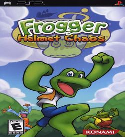 Frogger - Helmet Chaos ROM