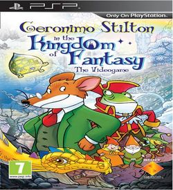 Geronimo Stilton In The Kingdom Of Fantasy - The Videogame ROM