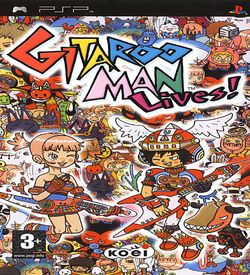 Gitaroo Man Lives ROM