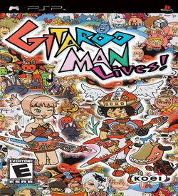 Gitaroo Man Lives ROM