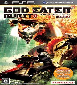 God Eater Burst ROM