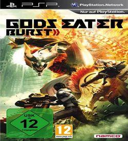 Gods Eater Burst ROM