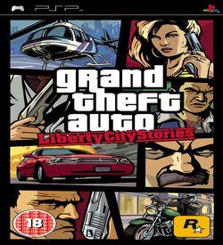 Grand Theft Auto - Liberty City Stories ROM