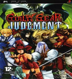 Guilty Gear Judgment ROM