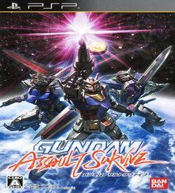 Gundam Assault Survive ROM
