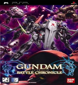 Gundam Battle Chronicle ROM