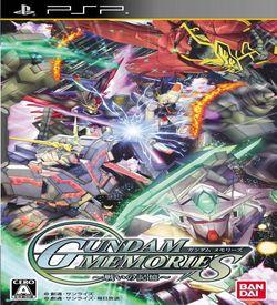 Gundam Memories - Tatakai No Kioku ROM