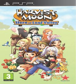 Harvest Moon - Hero Of Leaf Valley ROM
