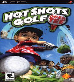 Hot Shots Golf - Open Tee ROM