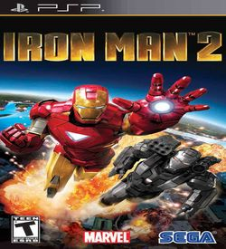 Iron Man 2 - The Video Game ROM