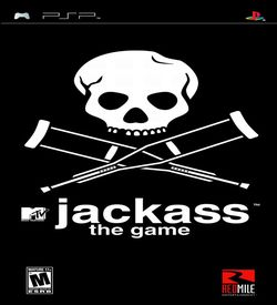 Jackass - The Game ROM