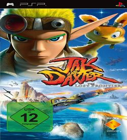 Jak And Daxter - The Lost Frontier ROM