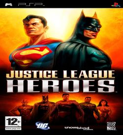 Justice League Heroes ROM