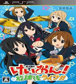 K-ON Houkago Live ROM