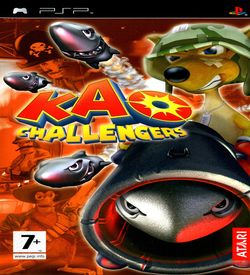 Kao Challengers ROM