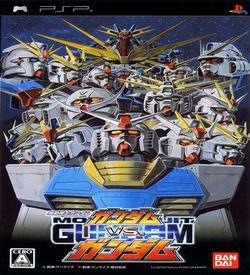 Kidou Senshi Gundam - Gundam Vs. Gundam ROM