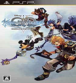 Kingdom Hearts - Birth By Sleep ROM
