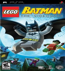 LEGO Batman - The Video Game ROM