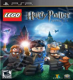 LEGO Harry Potter - Years 1-4 ROM