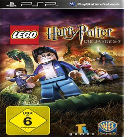 LEGO Harry Potter - Years 5-7 ROM