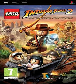 LEGO Indiana Jones 2 - The Adventure Continues ROM