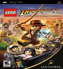 LEGO Indiana Jones 2 - The Adventure Continues ROM