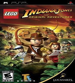 LEGO Indiana Jones - The Original Adventures ROM