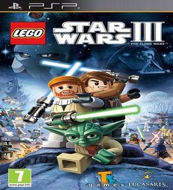 LEGO Star Wars III - The Clone Wars ROM