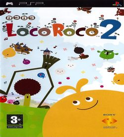 LocoRoco 2 ROM