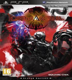 Lord Of Arcana ROM