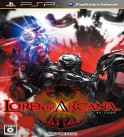 Lord Of Arcana ROM