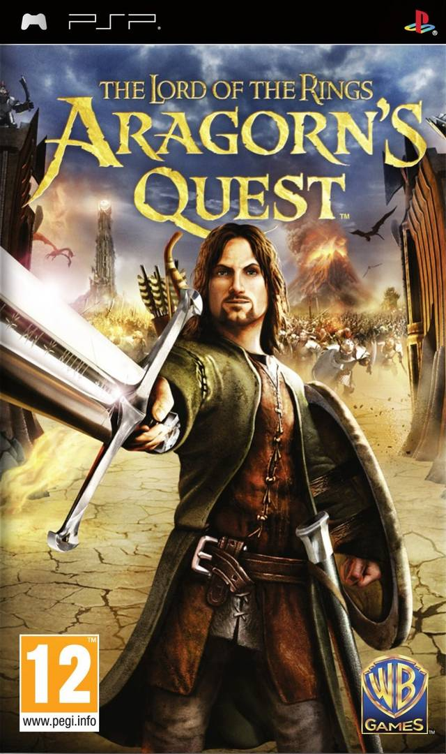 Lord Of The Rings, The - Aragorn's Quest