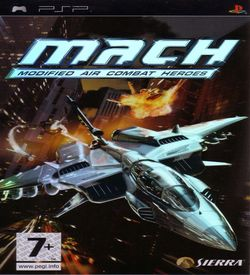 M.A.C.H. - Modified Air Combat Heroes ROM