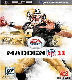 Madden NFL 11 ROM
